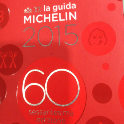 Guida Michelin 2015